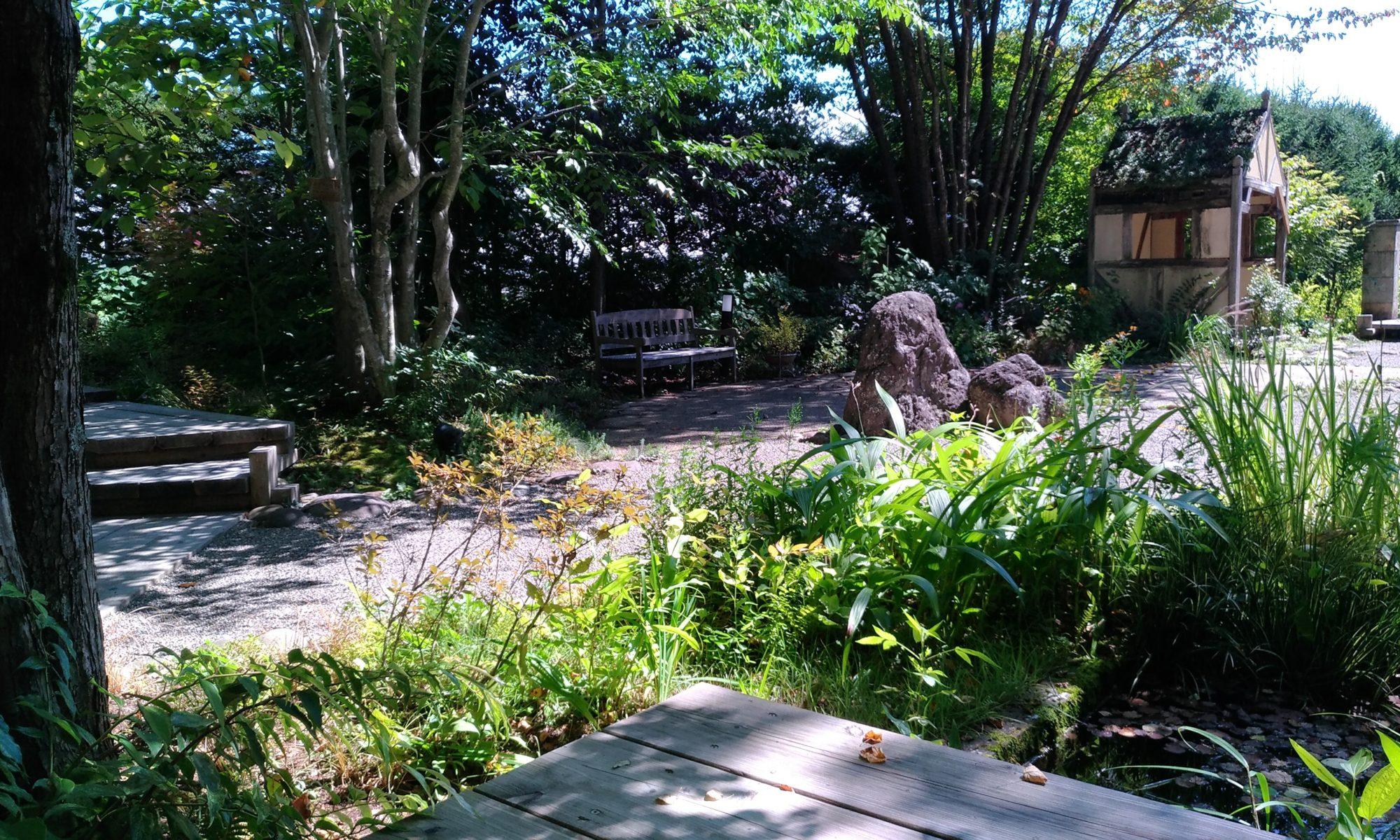 レストラン花咲庭園
